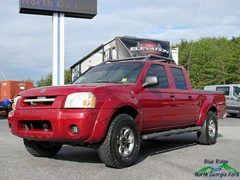 2004 Nissan Frontier for sale in Blue Ridge, GA
