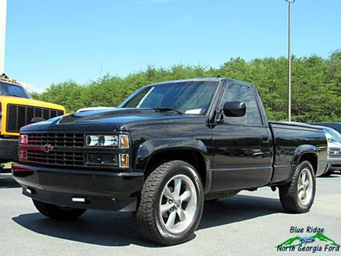 1992 Chevrolet C/K 1500 Series for sale in Blue Ridge, GA