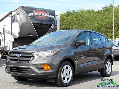 2018 Ford Escape for sale in Blue Ridge, GA