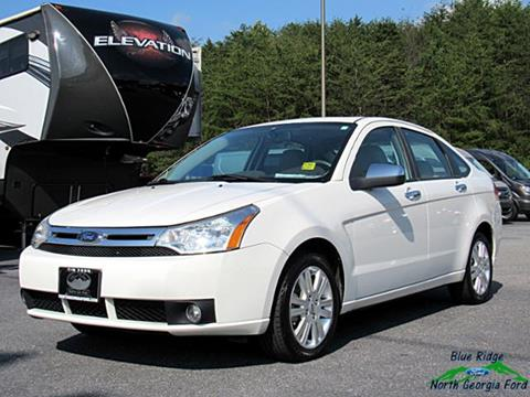 2010 Ford Focus for sale in Blue Ridge, GA