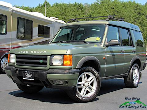 2000 Land Rover Discovery Series II for sale in Blue Ridge, GA