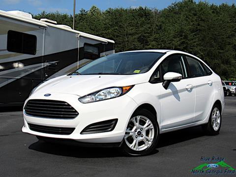 2016 Ford Fiesta for sale in Blue Ridge, GA