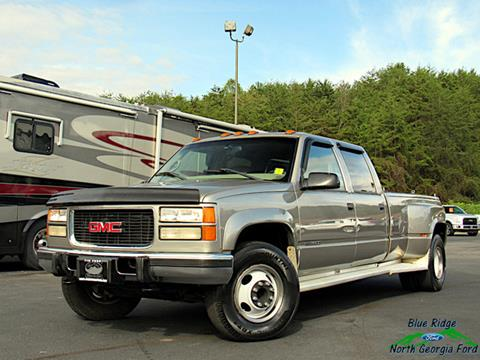 2000 GMC C/K 3500 Series for sale in Blue Ridge, GA