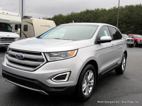 2017 Ford Edge for sale in Blue Ridge, GA