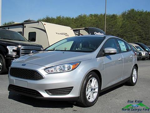 2017 Ford Focus for sale in Blue Ridge, GA