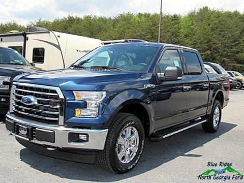 2017 Ford F-150 for sale in Blue Ridge, GA