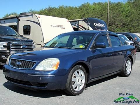 2006 Ford Five Hundred for sale in Blue Ridge, GA