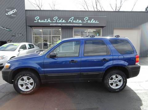 2005 Ford Escape for sale in Lansing, MI