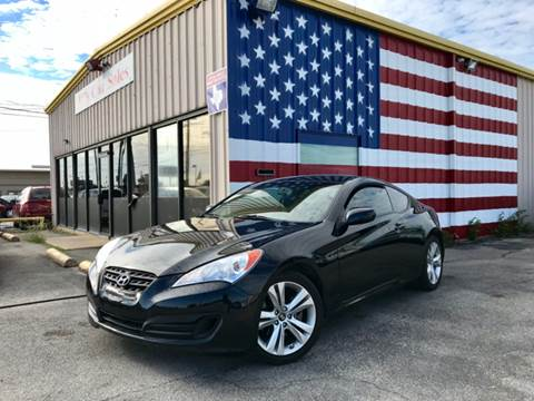 2012 Hyundai Genesis Coupe for sale in Garland, TX