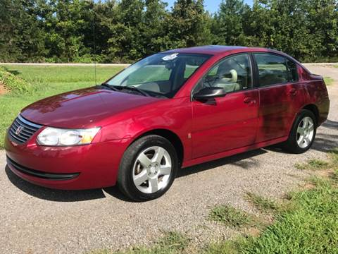 2007 Saturn Ion for sale in Greenwood, AR