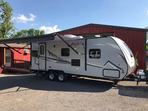 2019 Coachmen Apex Nano For Sale In Greenwood Ar