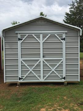 2016 OUTBACK BARN UTILITY SHED for sale in Greenwood, AR