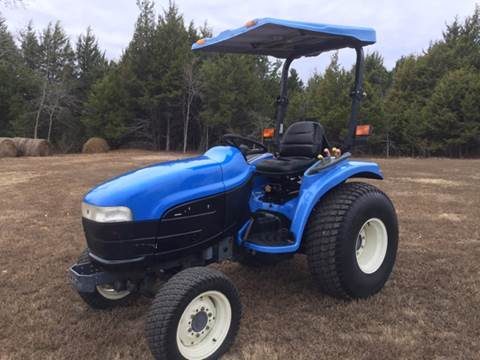 2000 New Holland TC29D 4WD