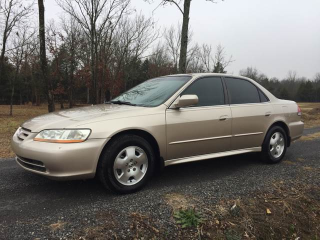Marvelous 2001 Honda Accord EX V6 4dr Sedan   Greenwood AR