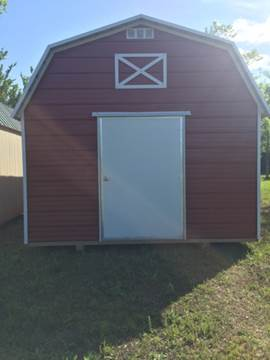 OUTBACK BARN 12 X 18 DELUXE BARN for sale in Greenwood, AR