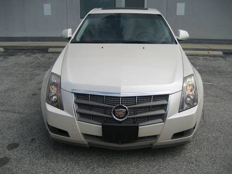 2008 Cadillac CTS for sale in Oxon Hill, MD