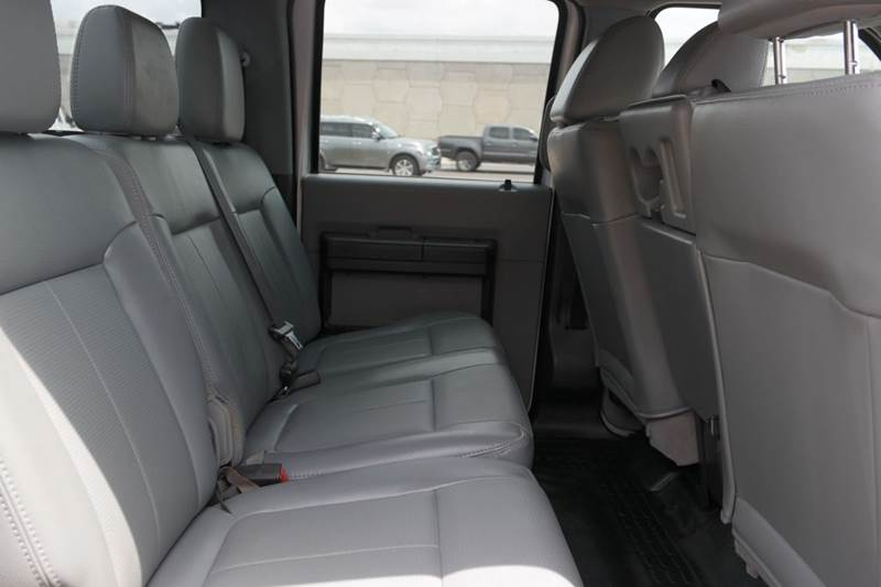 2012 Ford F-250 Super Duty 4x4 XL 4dr Crew Cab 8 ft. LB Pickup - San Marcos TX
