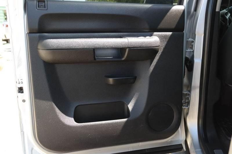 2012 Chevrolet Silverado 2500HD 4x4 LT 4dr Crew Cab SB - San Marcos TX