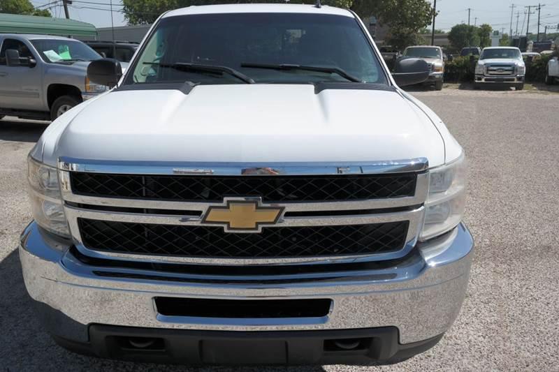 2011 Chevrolet Silverado 2500HD 4x4 LT 4dr Crew Cab SB - San Marcos TX