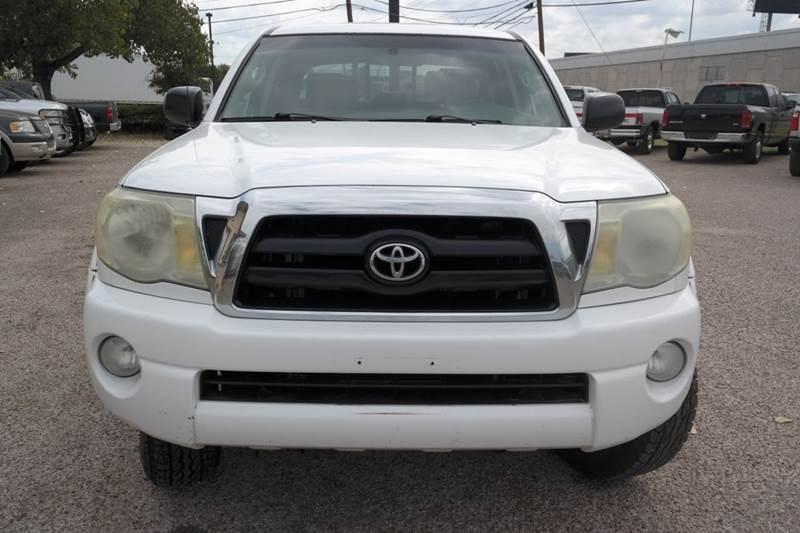 2006 Toyota Tacoma PreRunner V6 4dr Double Cab SB (4L V6 5A) - San Marcos TX