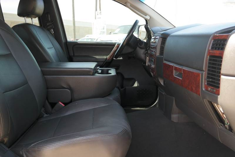 2008 Nissan Titan 4x2 SE FFV King Cab Short Bed 4dr (2008.5) - San Marcos TX