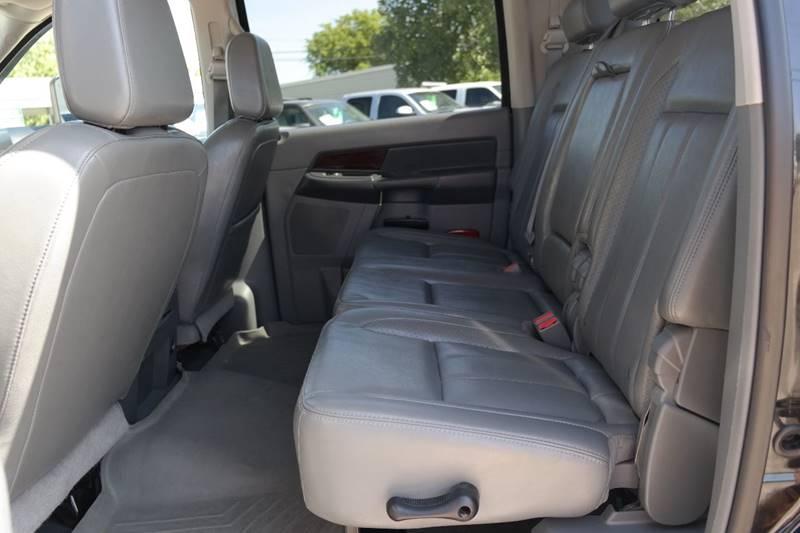 2008 Dodge Ram Pickup 3500 Laramie 4dr Mega Cab 4x4 SB - San Marcos TX