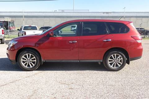2013 Nissan Pathfinder for sale in San Marcos, TX