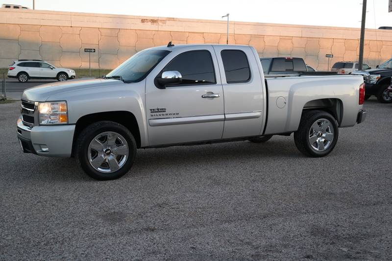 2011 chevrolet silverado 1500 4x2 lt 4dr extended cab 6 5. Black Bedroom Furniture Sets. Home Design Ideas