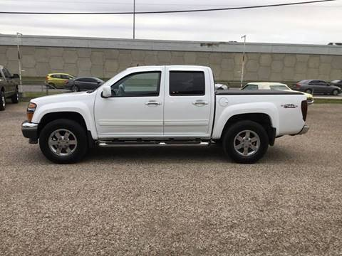 2012 GMC Canyon for sale in San Marcos, TX