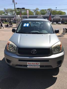 2004 Toyota RAV4 for sale at Best Auto Mart in Weymouth MA