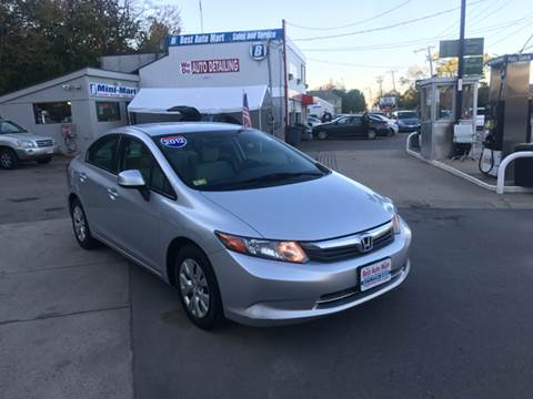 2012 Honda Civic for sale in Weymouth, MA