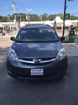 2006 Toyota Sienna for sale at Best Auto Mart in Weymouth MA