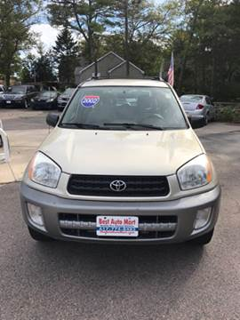 2002 Toyota RAV4 for sale in Weymouth, MA