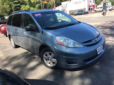 2007 Toyota Sienna for sale in Weymouth, MA