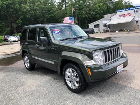 2008 Jeep Liberty for sale in Weymouth, MA