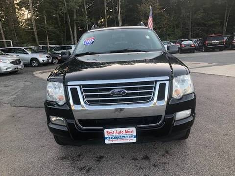 2007 Ford Explorer Sport Trac for sale in Weymouth, MA