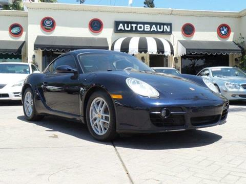 2007 Porsche Cayman for sale in San Diego, CA
