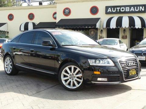 2009 Audi A6 for sale in San Diego, CA