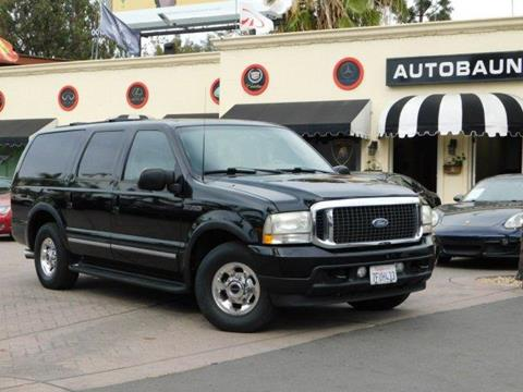 2003 Ford Excursion for sale in San Diego, CA