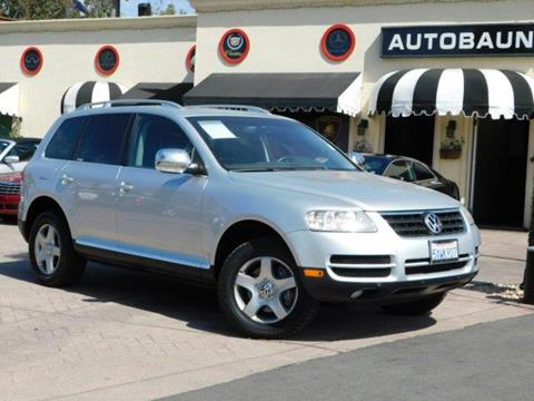 2007 Volkswagen Touareg for sale in San Diego, CA