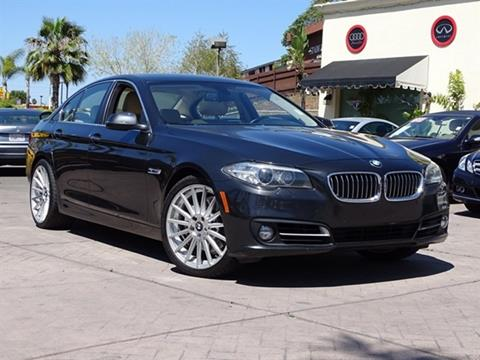 BMW 5 Series For Sale In San Diego CA