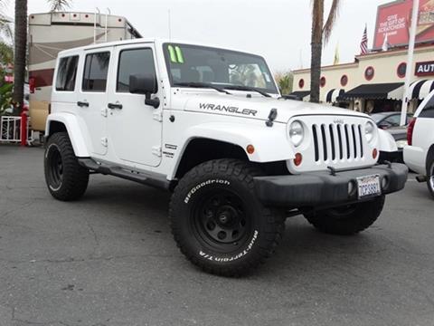 jeep wrangler unlimited for sale in san diego ca. Black Bedroom Furniture Sets. Home Design Ideas