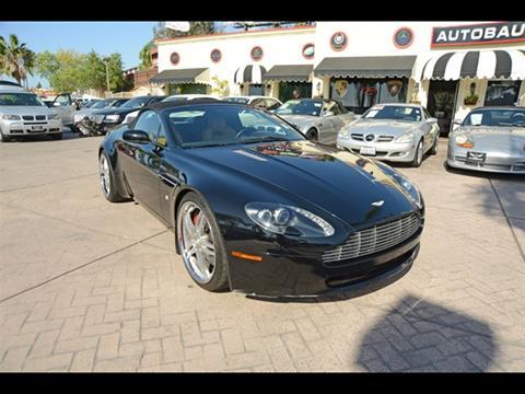 Aston Martin V Vantage For Sale In San Diego CA Carsforsalecom - Aston martin for sale san diego