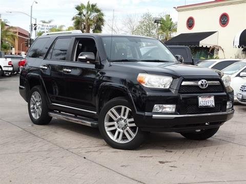 Used Toyota 4runner For Sale In San Diego Ca Carsforsale Com