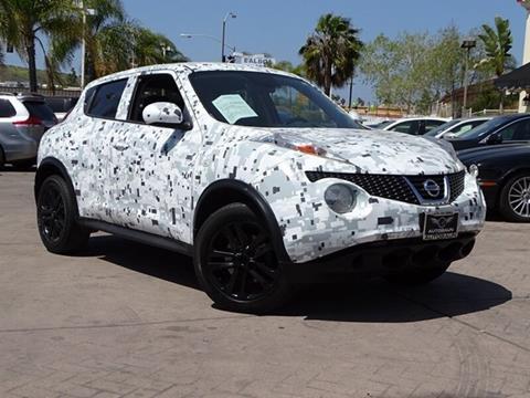 Used Nissan Juke >> 2014 Nissan Juke For Sale In San Diego Ca
