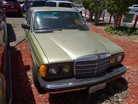 1981 Mercedes-Benz 300-Class for sale in San Diego, CA