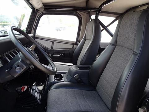 1991 Jeep Wrangler
