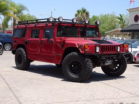 2000 AM General Hummer for sale in San Diego, CA