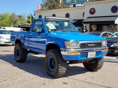 1991 Toyota Pickup for sale in San Diego, CA