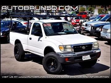 1999 Toyota Tacoma for sale in San Diego, CA